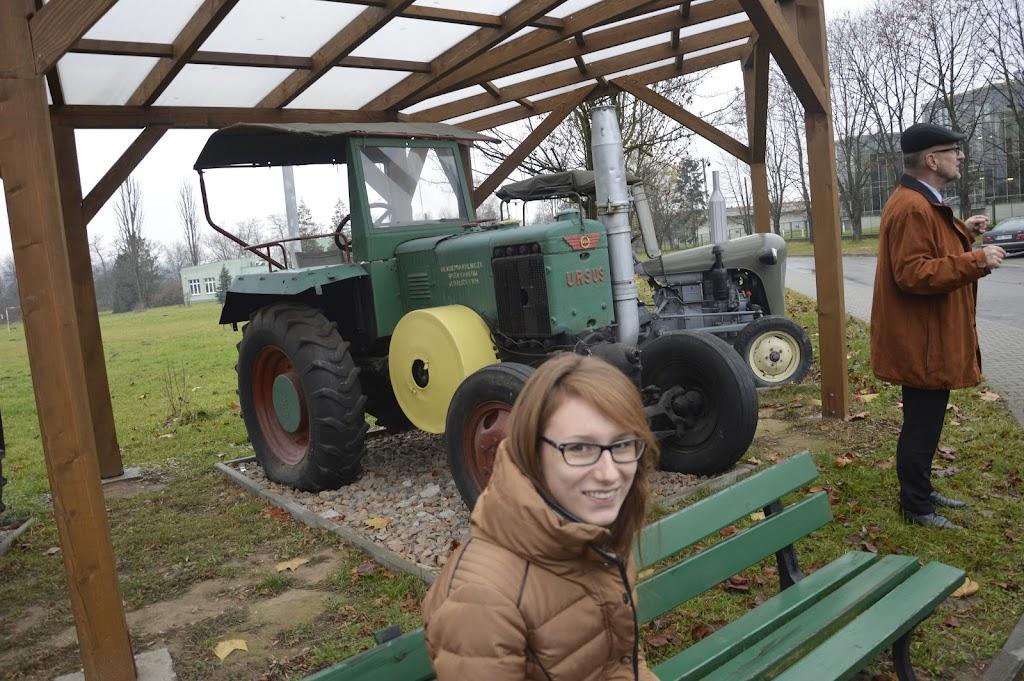 Wizyta na Uniwersytecie Rolniczym - biopaliwa - _DSC0289.JPG