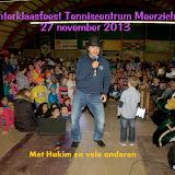 Sinterklaasfeest Tenniscentrum Meerzicht Zoetermeer  27-11-2013