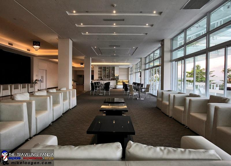 The Oriental Legazpi Lobby