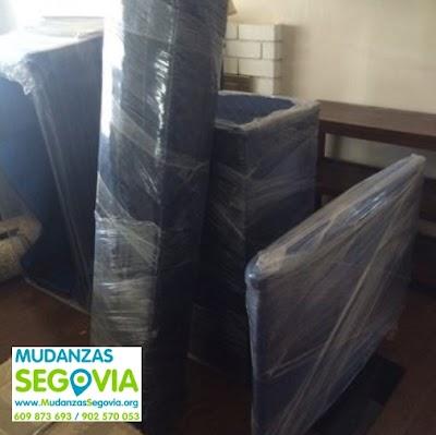 Transportes Cedillo de la Torre Segovia