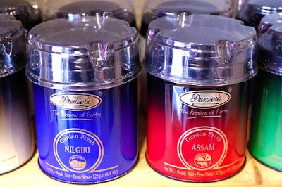 おすすめ商品:プリミアスティー紅茶オリジナルキャディー