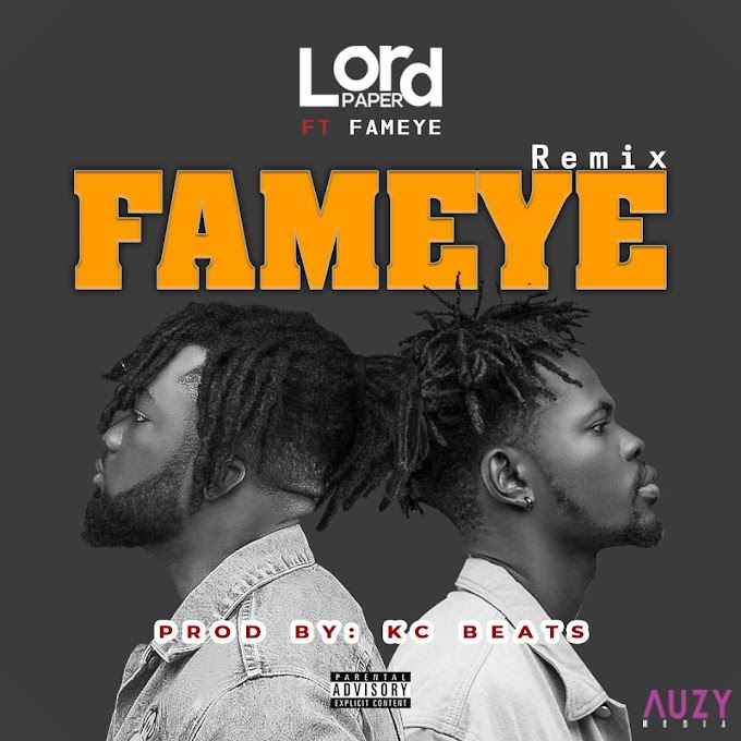 Fameye ft Lord Paper - Pay Me (Prod By: MOGBeatz)