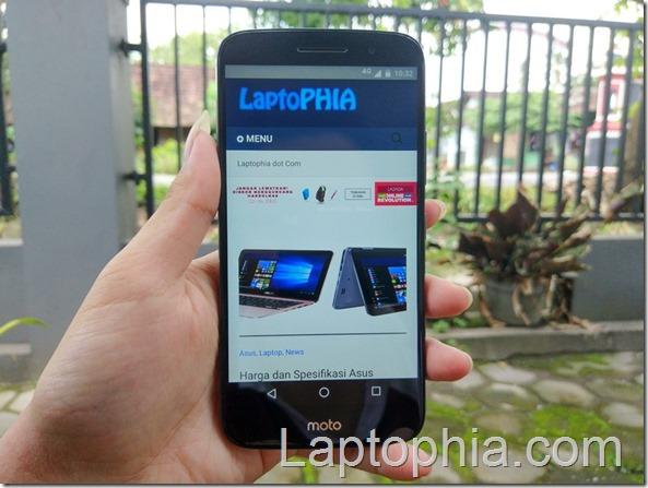 Hands On Motorola Moto M XT1663, Smartphone Terbaik di Kelas 2 Juta-an