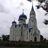 Église à Arsen'ev, 28 juillet 2010. Photo : J. Michel