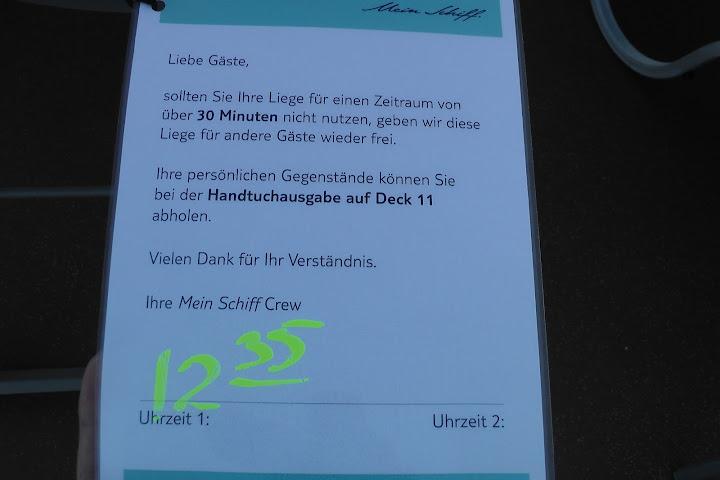 TUI Mein Schiff 2: антисанкционный круиз по Средиземноморью 01-13.11.2015