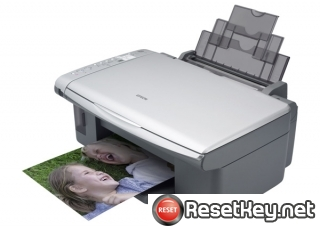 Reset Epson CX4700 End of Service Life Error message