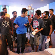 Surya Vs Surya Movie Working Stills