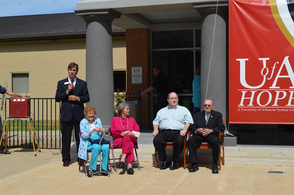 Mr. J.W. Rowe Administration Building Dedication - DSC_8185.JPG