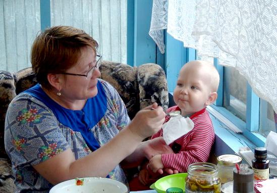 Пожилые аппетитные бабушки