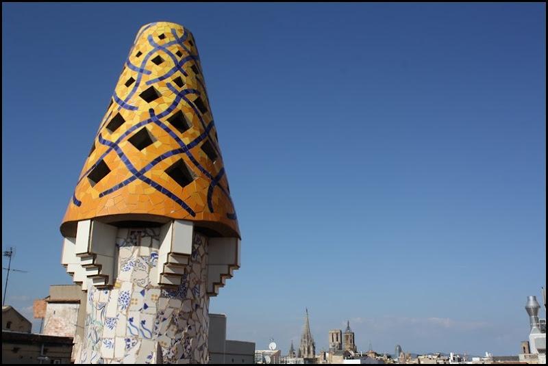 Antonio Gaudi's Palau Guell
