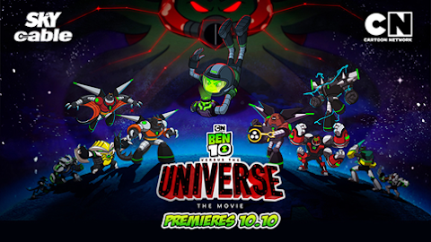 REASONS TO WATCH CARTOON NETWORK'S BEN 10: NEW BEN 10 MOVIE  + FUN ART CONTEST