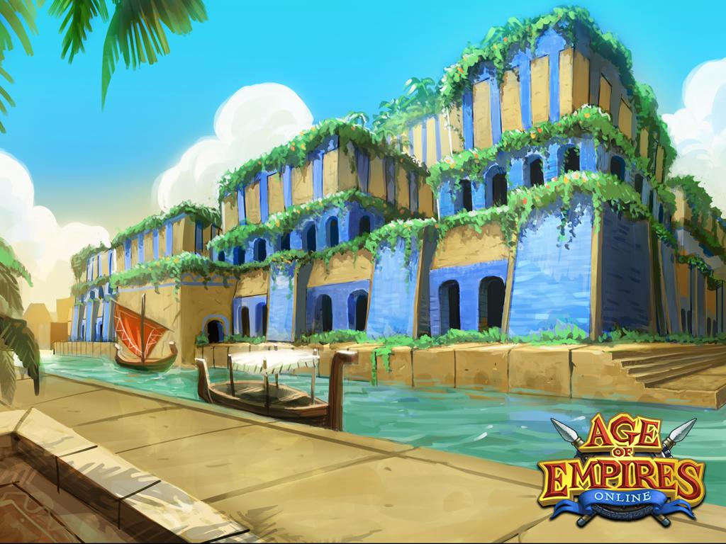 Trọn bộ hình nền của Age of Empires Online - Ảnh 7