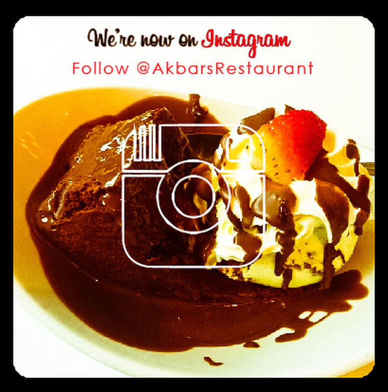Akbar's now on Instagram and Tumblr, come check us out.