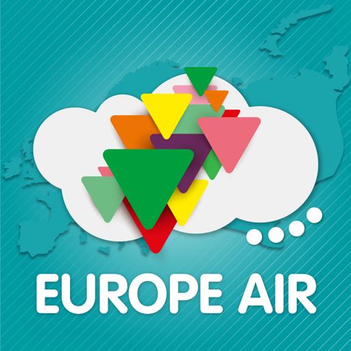 EuropeAir - Air Quality EU (app)