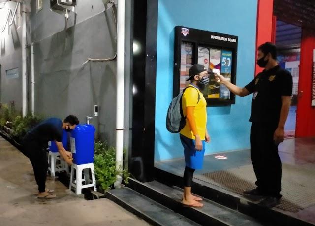 Tutup Dua Bulan, Futsal Binaan Super Soccer Kembali Beroperasi