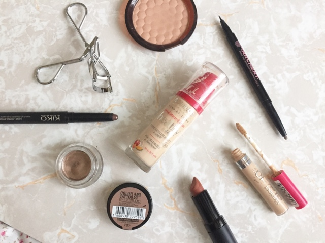 5, minute, makeup, Kiko, mewlook,Bourjois, body shop, misssporty, Maybelline, soapandglory, makeup, beauty,