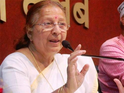 நாளைக் காலை அனைத்துக் கட்சி உறுப்பினர்கள் கூட்டம்:சுமித்ரா மகாஜன்