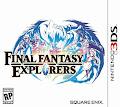 Final Fantasy Explorers box art