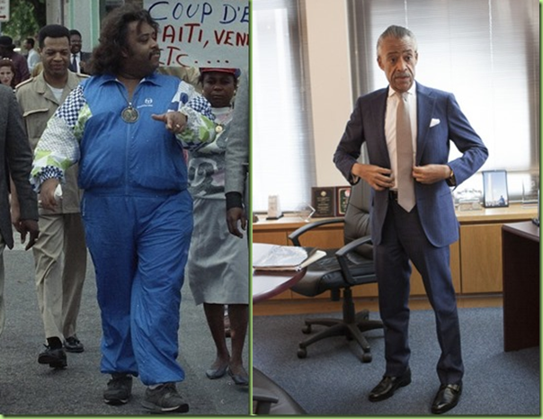 evolution of sharpton
