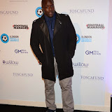 OIC - ENTSIMAGES.COM - Adebayo Akinfenwa at the London Football Legends Dinner & Awards Battersea revolution London 5th March 2015 Photo Mobis Photos/OIC 0203 174 1069