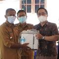 Dukung Penanganan Covid 19, Ketua MPC Pemuda Pancasila Sumbang Oksigen Konsentrator Ke Pemkab Subang