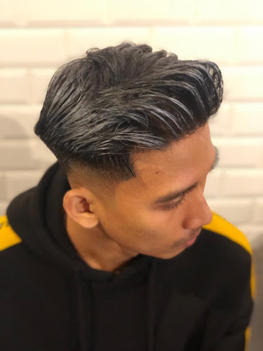 Potong Rambut Tni : potong, rambut, Potongan, Rambut, CIREBON, BRIBIN
