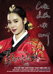 Cuộc Chiến Nội Cung - Cruel Palace: War Of The Flowers poster