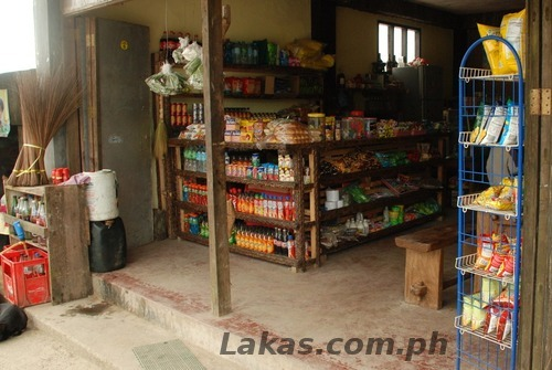 Sari-Sari Store at Mount Polis