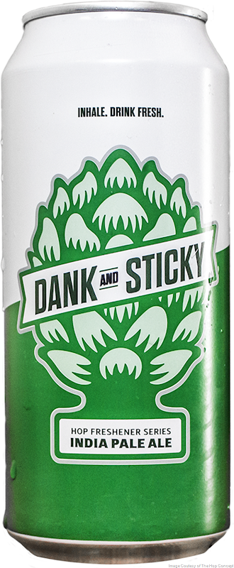 The Hop Concept to Release Dank & Sticky IPA in 16oz Cans