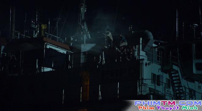 Tập 7 Vượt Ngục mùa 5: Kẻ ác Poseidon lộ diện - Ảnh 3.