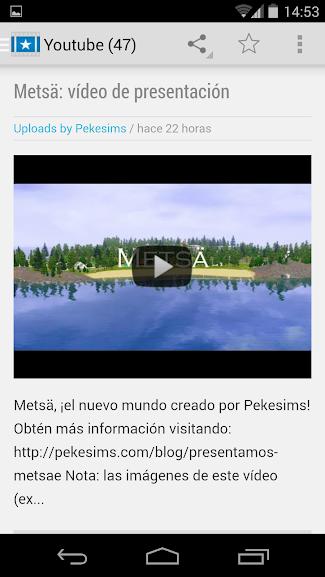 Vídeo app