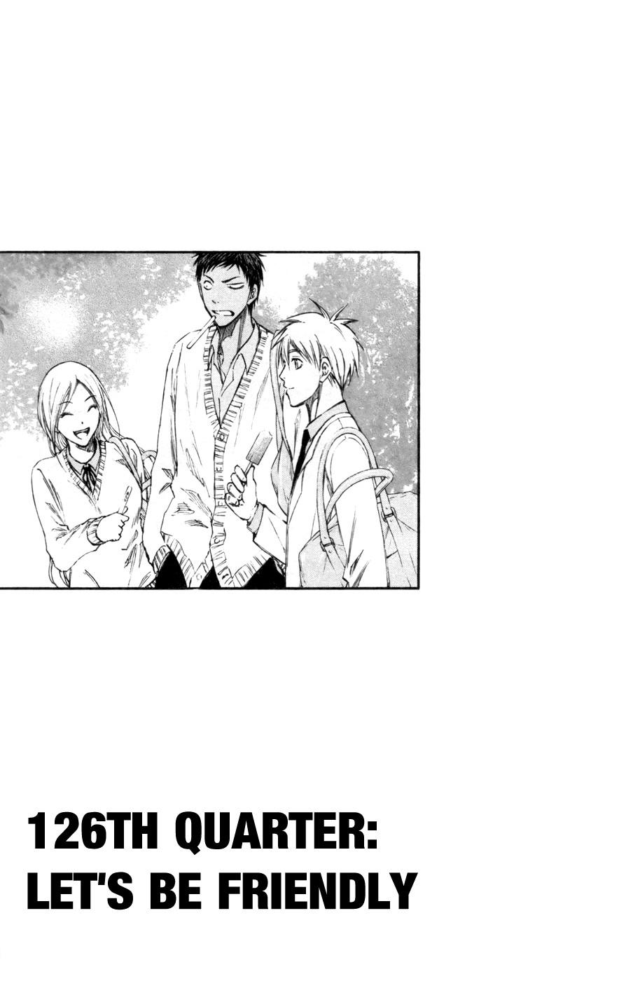 Kuroko no Basket Manga Chapter 126 - Image 03