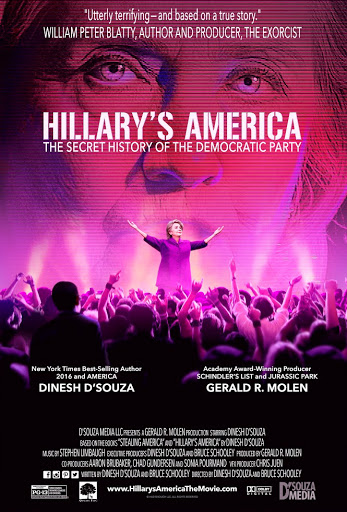 Dinesh D'Souza's comeback: new movie trailer