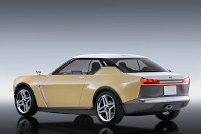 Nissan IDx Freeflow Rear