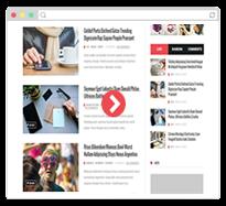 MaxBlog - Responsive Magazine Blogger Template - 16