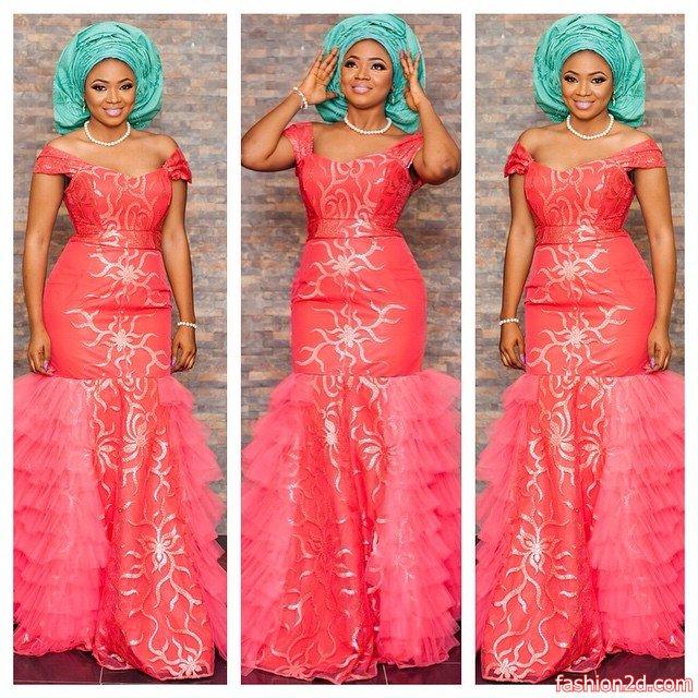 Nigerian Aso Ebi Fashion Designers To Rock Fashion 2d