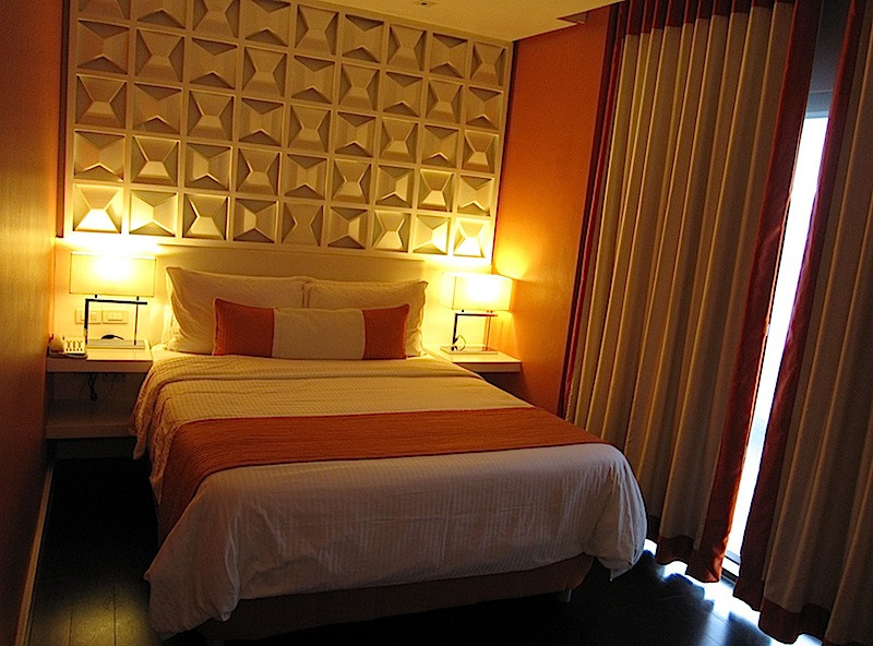 premier room of Bayleaf Hotel in Intramuros, Manila