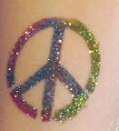 Glitter Peace