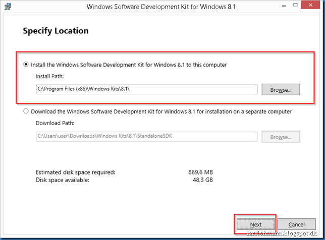 MINDCORE BLOG: Where to download Makecert exe or Certmgr exe?