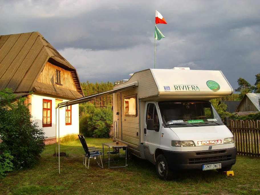 Roztocze - Agro-camp
