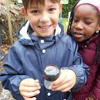 Bezoek 2de leerjaar aan compostdemo Kattebrug