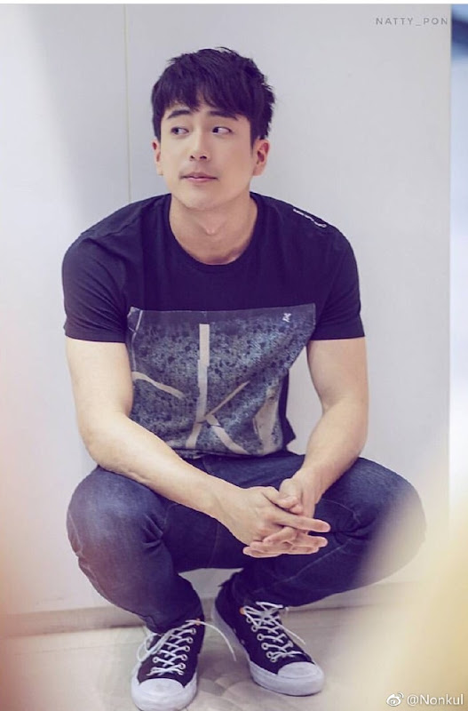 Chanon Santinatornkul  Actor