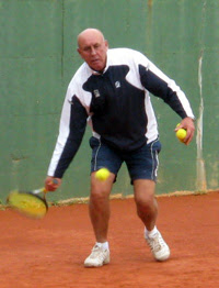 Jozef Bulko, tennis coach, tenisový tréner