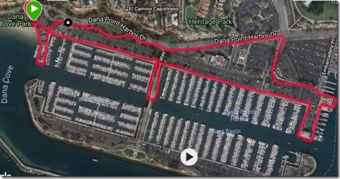 dana point harbor run 12 7