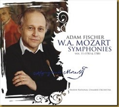 Mozart 39 Adam Fischer