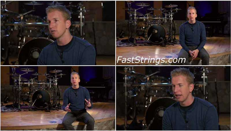 Jared Falk - Successful Drumming DVD 7 - 10