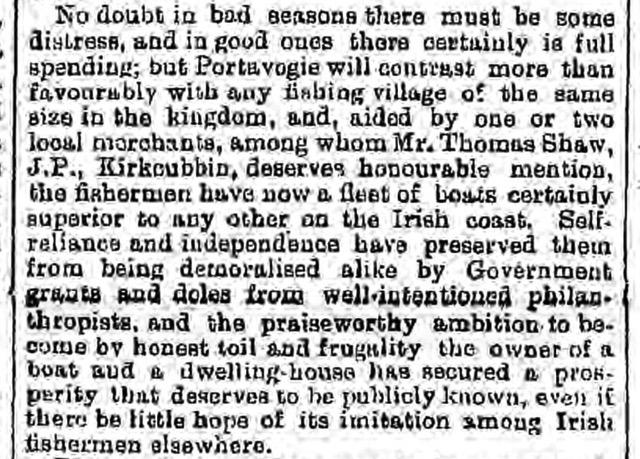 Portavogie 1885