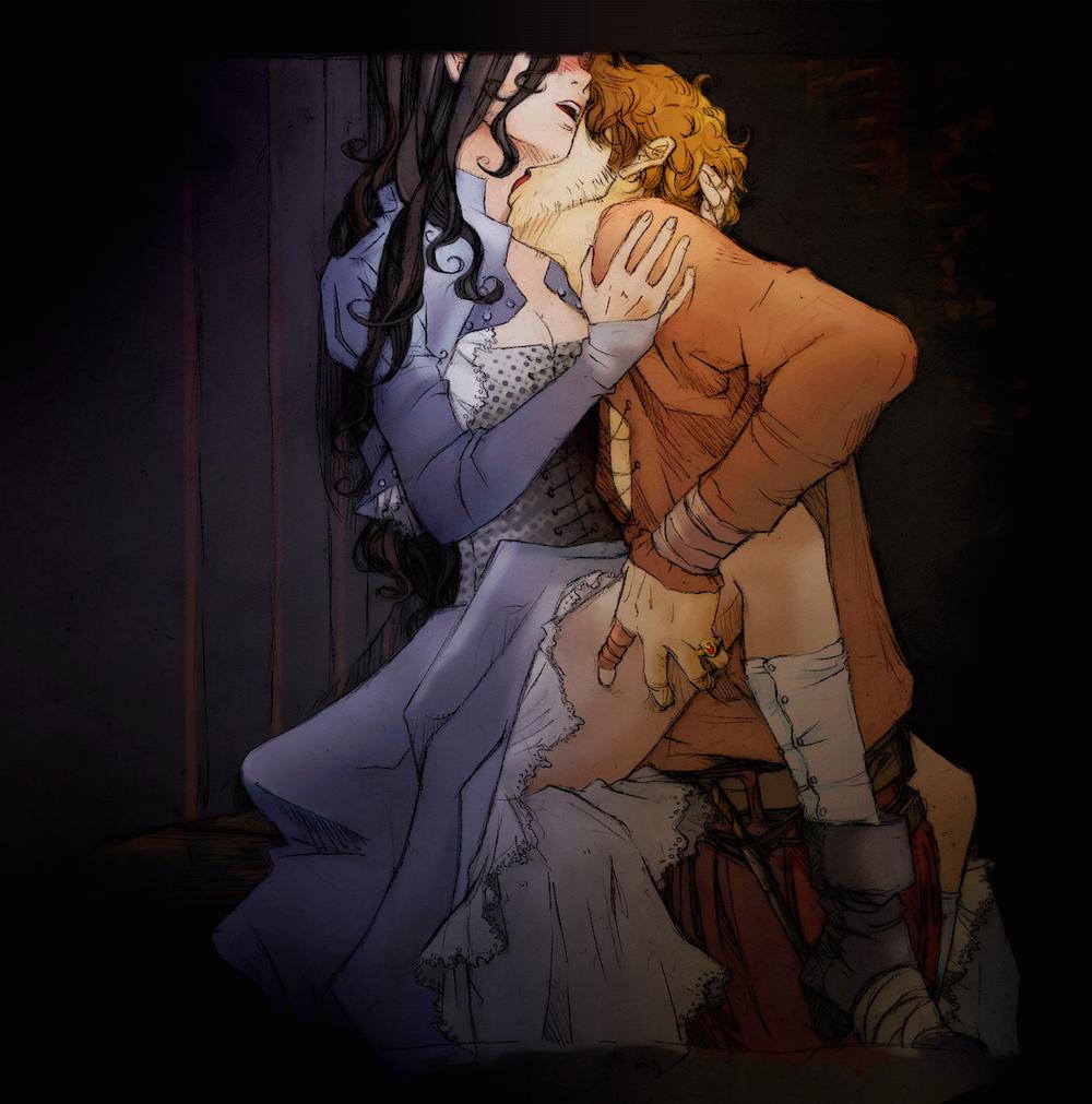 Godric and Rowena