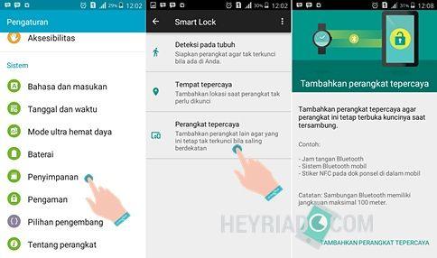Fitur kemanan yang diberikan pada setiap smartphone Android Cara Membuka Kunci Android Menggunakan e-KTP