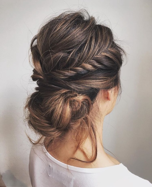 Wedding Hairstyle Summer 2018 for Short and Long Hair 2
